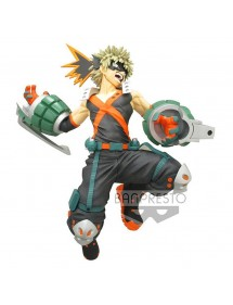 MY HERO ACADEMIA THE AMAZING HEROES  VOL.3 - Katsuki Bakugou 16 cm