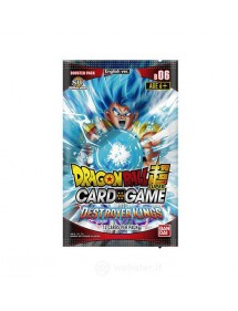 DRAGON BALL SUPER CARD GAME  DESTROYER KINGS BUSTINA