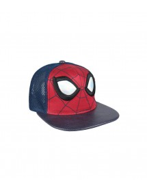 MARVEL  SPIDER- MAN CAPPELLO CON VISIERA