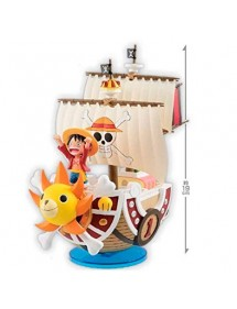 ONE PIECE WCF FIGURE COLLECTION  THOUSAND SUNNY