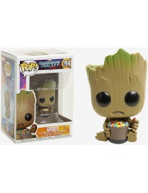 POP MARVEL  264 GUARDIANS OF THE GALAXY VOL.2 - GROOT SPECIAL EDITION