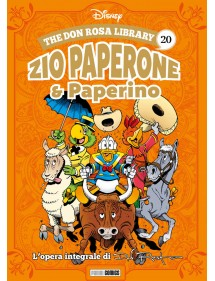 DON ROSA LIBRARY (THE)  20 ZIO PAPERONE & PAPERINO