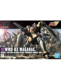 HG AFTER COLONY  223 WMS-3 MAGANAC