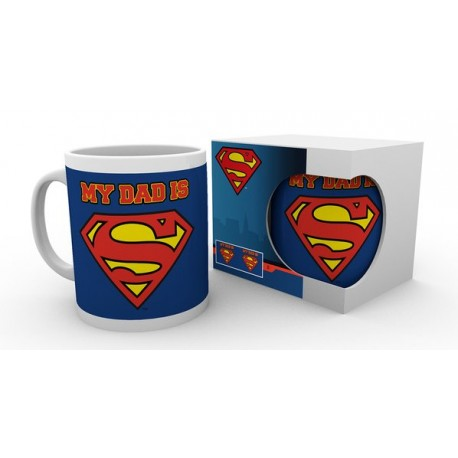 TAZZA DC MY DAD IS SUPERMAN