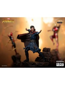 IRON STUDIOS  AVENGERS INFINITY WAR BDS ART STATUE SCALE 1/10 - DR.STRANGE