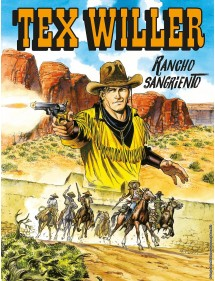 TEX WILLER  7 RANCHO SANGRIENTO