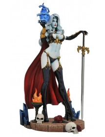FEMME FATALES  LADY DEATH