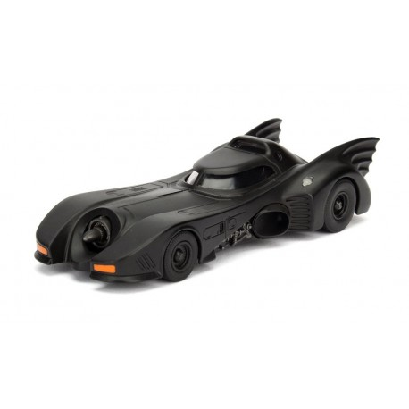 METALS DIE CAST SCALA 1/32  1989 BATMOBILE