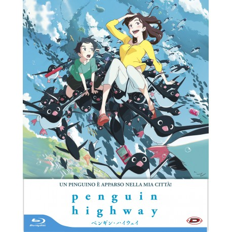 PENGUIN HIGHWAY  BLU-RAY