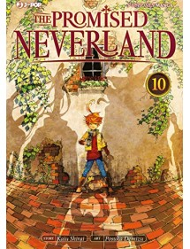 PROMISED NEVERLAND (THE)  10