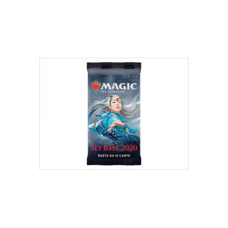 MAGIC SET BASE 2020  BUSTINA DA 15 CARTE