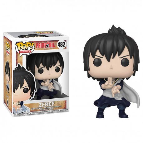 POP ANIMATION 482 FAIRY TAIL - ZEREF