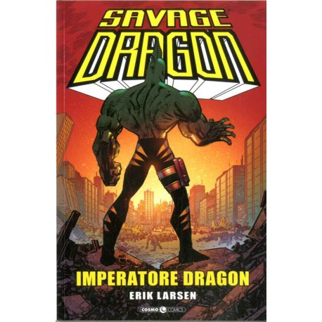 SAVAGE DRAGON  29 IMPERATORE DRAGON