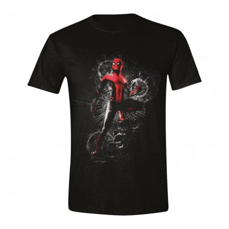 T-SHIRT  SPIDER-MAN FAR FROM HOME TG. L