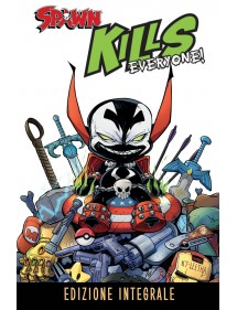 SPAWN KILLS EVERYONE  EDIZIONE INTEGRALE