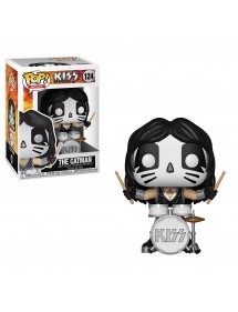 POP ROCKS  124 KISS - THE CATMAN