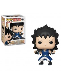 POP ANIMATION  481 FAIRY TAIL - GAJEEL