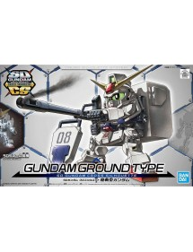 SD GUNDAM CROSS SILHOUETTE  11 GUNDAM GROUND TYPE