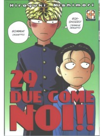 DUE COME NOI  29 DELUXE