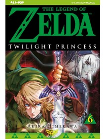 LEGEND OF ZELDA TWILIGHT PRINCESS (THE)  6