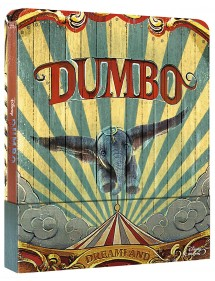 DUMBO LIVE ACTION  STEELBOOK