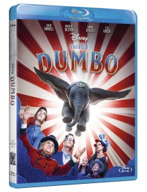 DUMBO LIVE ACTION  BLU-RAY