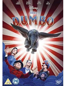DUMBO LIVE ACTION  DVD