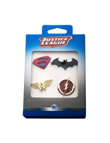 SPILLE PACK  DC COMICS COLLECTION
