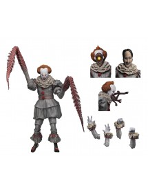 FIGURE NECA  IT ULTIMATE PENNYWISE DANCING CLOWN 18CM