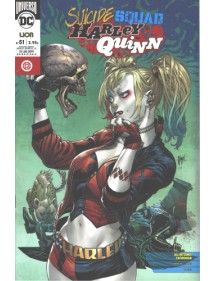 SUICIDE SQUAD/HARLEY QUINN  73/51