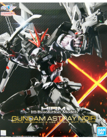 HiRM HI-RESOLUTION MODEL 1/100 GUNDAN ASTRAY NOIR