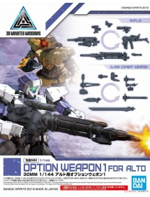 30 MINUTES MISSIONS  W-1 OPTION WEAPONS 1 FOR ALTO