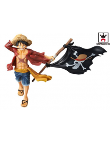 ONE PIECE MAGAZINE  MONKEY D. LUFFY COLOR VER.