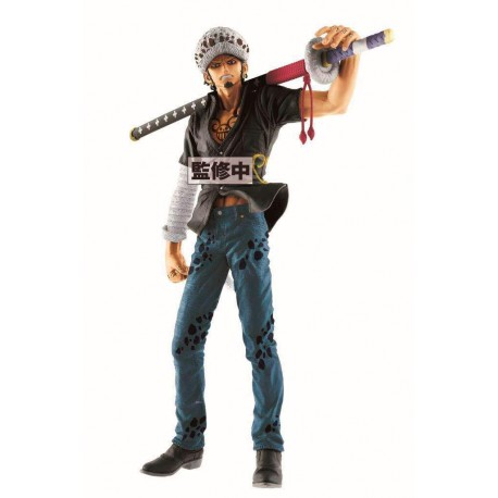 BIG SIZE FIGURE ONE PIECE TRAFALGAR LAW
