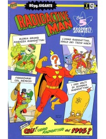 SIMPSON SPECIALI  RADIOACTIVE MAN