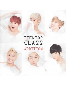 K-POP CD  TEEN TOP CLASS ADDITION