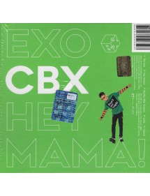 K-POP CD  EXO CBX HEY MAMA