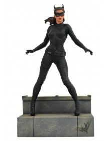 DC GALLERY PVC STATUE THE DARK KNIGHT RISES - CATWOMAN