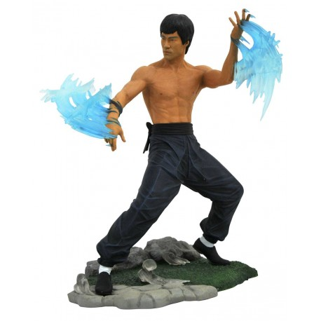 GALLERY PVC STATUE BRUCE LEE - WATER