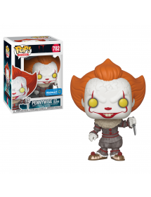 POP MOVIES  782 IT - PENNYWISE WITH BLADE