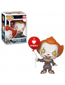 POP MOVIES  780 IT - PENNYWISE WITH BALLOON