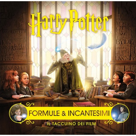HARRY POTTER FORMULE & INCANTESIMI
