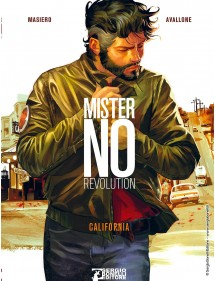 MISTER NO REVOLUTION  CALIFORNIA