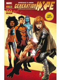 MARVEL ICON  3 SPECIALE X-MEN GENERATION HOPE 1
