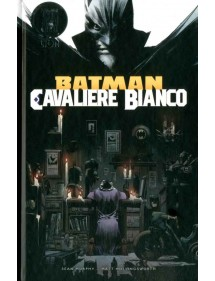 BATMAN CAVALIERE BIANCO  DC BLACK LABEL