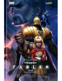 FABLES DELUXE  12