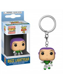 POP POCKET KEYCHAIN  TOY STORY 4 - BUZZ LIGHTYEAR