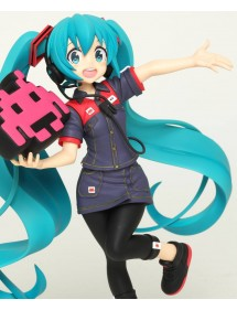 VOCALOID  HATSUNE MIKU UNIFORM VERSION 18CM
