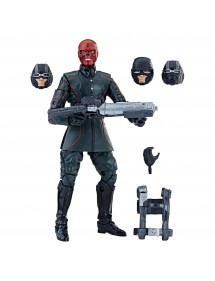 MARVEL LEGENDS SERIES  CAPTAIN AMERICA - RED SKULL (15CM)