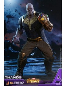 HOT TOYS  AVENGERS INFINITY WAR - THANOS